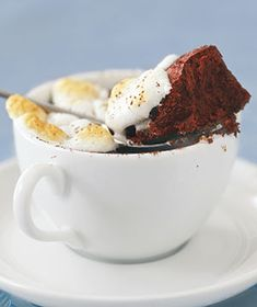 Hot Chocolate Cake