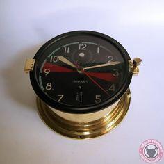 Relógio de Navio Horasa. 8 Day Ships Clock