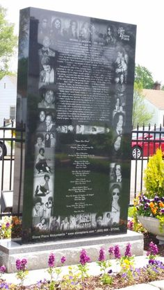 Michael Jackson Memorial  in Gary In. | Curiosities and Facts about Michael Jackson ღ by ⊰@carlamartinsmj⊱