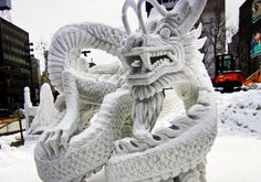 Sapporo Snow Festival | JapanTourist - The Tourist's Portal to Japan