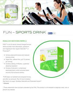 Yoli Fun - Sports Drink
