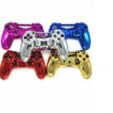 Chrome Skin Handle Shell Case for Gaming Controller Gaming Accessories, Ps4, Playstation, Game Controller, Natural Disasters, Shells, Chrome, Handle, Free Shipping