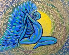 EZ PZ Painting with Julia Schloss of Gallery Schloss.  Julia is going to show you how to paint yoga angels! All materials supplied. Please RSVP by October 14th. Kids 8 & up welcome with adult supervision. $35     Blue Arrow Fitness , 211 Northwest Main Street, Ennis, Texas 75119