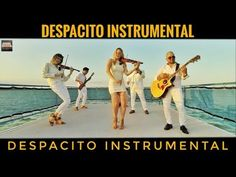 DESPACITO EN INSTRUMENTAL - YouTube