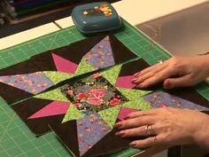 Carol Doak Teaches You Paper Piecing