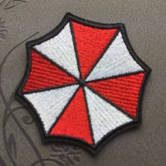 Umbrella patch Individuality Hat patches Embroidered Iron on Patches sew on patches Movie patch