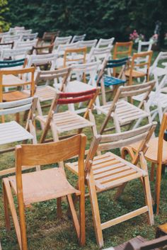 mixed chairs