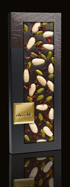 Chili slices Pistachio from Bronte Almond
