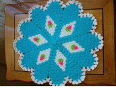 Free 100 crochet and knitting patterns. There are patterns for you, the kids and for baby. See all of your favorite 100 crochet patterns. Crochet Potholder Patterns, Crochet Dishcloths, Knitting Patterns, Potholders, Crochet Home, Crochet Yarn, Free Crochet, Crochet Baby Booties, Baby Blanket Crochet