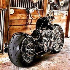 Harley Davidson News – Harley Davidson Bike Pics Custom Bobber, Custom Choppers, Custom Harleys, Custom Motorcycles, Chopper Motorcycle, Bobber Chopper, Chopper Parts, Custom Street Bikes, Custom Bikes