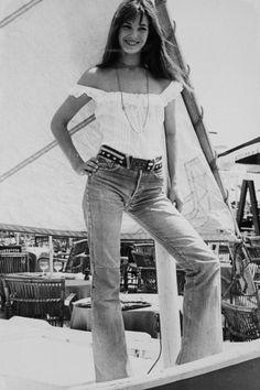 Flashback Friday: Jane Birkin, Circa 1970