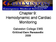 ch09  by rprue via authorSTREAM Emergency Medical Services, Power Points, Critical Care, Galveston, Presentation, Education, Onderwijs, Learning, Electrical Outlets