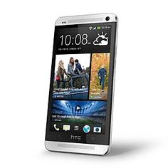 The HTC One is fast, user-friendly, and packed with features including supercharged camera capability.