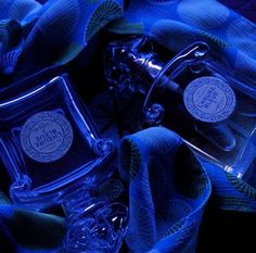 Guerlain L'Heure Bleue. I'd swim in a pool of this if I could afford it, so just a bottle will have to do.