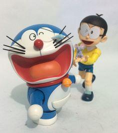 © Jr Bayocboc  SH Figuarts Doraemon+Nobita