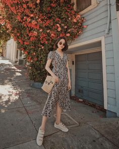 summer dress of my dreams. head to toe in Korean Summer Outfits, Korean Fashion Summer, Korean Girl Fashion, Korean Fashion Trends, Ulzzang Fashion, Korean Street Fashion, Asian Fashion, Ootd Summer Casual, Summer Outfits For Vacation