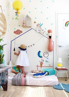 Below are the Colorful Kids Bedroom Design Ideas. This article about Colorful Kids Bedroom Design Ideas was posted under the … Toddler Playroom, Toddler Rooms, Kids Rooms, Playroom Ideas, Kids Bedroom Designs, Kids Room Design, Bedroom Ideas, Bedroom Decor, Bedroom Wall