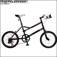 DOPPELGANGER(R) 20インチ自転車ミニベロ552VORTEX【楽天市場】