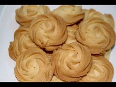 MELTING MOMENTS Cookies Recipe ♥ Eggless Butter Cookies ♥ Really Melt In Your Mouth ♥ Tasty Cooking - YouTube