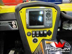 Maverick Max GPS Dash Panel #1SxS #PodiumSxS.com #CanAm #BRP #Maverick