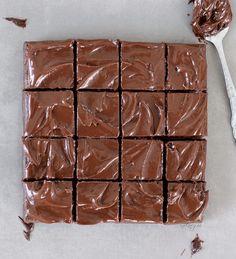 healthy no bake brownies vegan gluten free