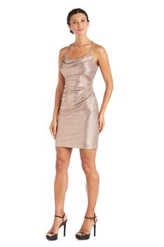 This versatile gown by Morgan & Co. features a back shirred detail and is sleeveless. Prom Dresses Under 100, Pink Prom Dresses, Pageant Dresses, Petite Dresses, Short Dresses, Formal Dresses, Evening Gowns, Bodycon Dress, Couture