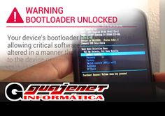 """Stock Rom Moto G XT1069 e Remover mensagem """"Bootloader desbloqueado"""" - C..."""