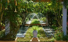 Andalusian Gardens, Rabat, Morocco
