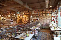 Comptoir Libanais restaurant by Studio 48 London, London – UK » Retail Design Blog
