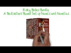 Risky Brides Digital Whiteboard | Vicki Hinze