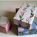 How to make a gift box from an old greeting card! « CraftyPod. I used to do this!