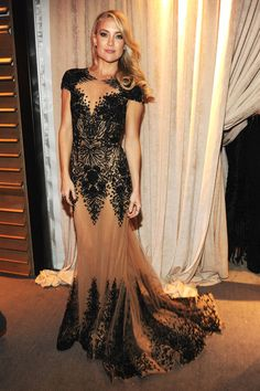 Oscars 2014 Parties - Celebrity Photos from Oscars Parties - Harper's BAZAAR