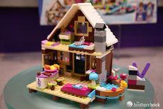 Summer 2017 LEGO Friends sets revealed at New York Toy Fair 2017 [News] Legos, Easy Lego Creations, Lego Minecraft, Lego Lego, Minecraft Buildings, Van Lego, Lego Super Mario, Lego Friends Sets, Lego Bedroom