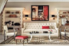 Mary McDonald's Chaddock furniture collection (=)