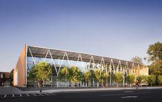 13 structural steel buildings that dazzle | Building Design + Construction