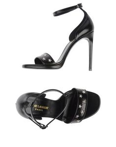 SAINT LAURENT Sandals. #saintlaurent #shoes #sandals