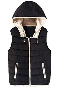 Fixmatti 2016 New Light Weight Quilted Outwear Vest Jacke... https://www.amazon.com/dp/B01N3JO00P/ref=cm_sw_r_pi_dp_x_-vUyyb5J92VK8