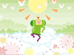 katamari damacy | Katamari Damacy wallpaper