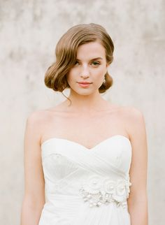 Ruche Bridal LookBook Shoot by Elizabeth Messina as seen in Magnolia Rouge Magazine - The Rustic Issue