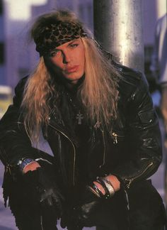 Glam Metal, Hard Rock, Bret Michaels Poison, Big Hair Bands, Rocker Hair, Estilo Rock, Glam Hair, Jon Bon Jovi, Rock Legends