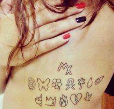 MX #coldplay #tattoo
