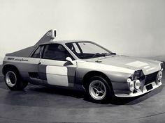 1974 Fiat Abarth SE 030