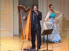▶ Paraguayan Folk Harp Ensemble - YouTube