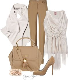 """Rosy Glow"" by orysa on Polyvore"