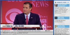Watch Debate Moderator Attack Ted Cruz Over His CORRECT Scalia Answer (VIDEO)