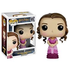 Harry Potter Yule Ball Hermione Pop! Vinyl Figure - Funko - Harry Potter - Pop! Vinyl Figures at Entertainment Earth