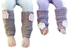 Art Crochet Leg Warmers crochet-ideas