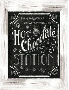 Image result for winter menu chalkboard