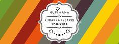 Hupihana makes fun for good deeds by Susa Laine, via Behance Susa, Good Deeds, Behance, How To Make, Design