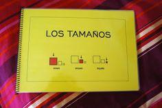 """El baúl de A.L: LIBRO """"LOS TAMAÑOS"""""""